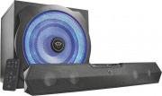 Trust 22328 Casse PC 2.1 Soundbar Speaker Potenza 60 Watt Nero  GXT 668 Tytan