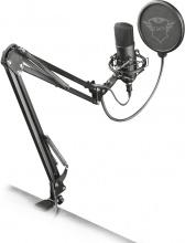 Trust 22400 Microfono da Studio Nero  GXT 252+ Emita Plus