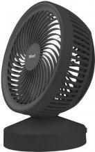 Trust 22584A Ventilatore Mini da Tavolo  USB Portatile Nero  Cooling Fan