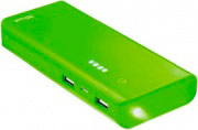 Trust 22748 Power Bank Caricabatterie Portatile 10000 mAh Verde  Primo