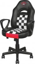 Trust 22876 Sedia Gaming Ergonomica Altezza regolabile 360°  Rosso  GXT 702