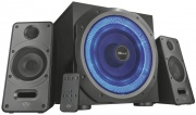 Trust 23043 Speaker Gaming Torro illuminated Blue 2.1 120Watt 3.5Mm