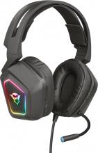 Trust 23191 GXT 450 Blizz RGB Cuffie Gaming 7.1 altoparlanti 40 mm con microfono