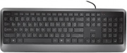 Trust 23370 Tastiera PC Tasti silenziosi USB  Erou Silent Keyboard