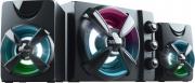 Trust 23644 Casse per PC 2.1 Speaker con Subwoofer 11W Nero  Ziva RGB 2.1 Gaming