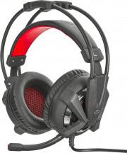 Trust GXT-353 Cuffie Gaming con Cavo e Microfono Vibrazioni dei Bassi GXT 353 VERUS