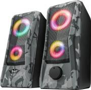 Trust GXT 606 Set altoparlanti pc Javv RGB-Illuminated 2.0