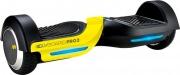 Twodots TDEV0009Y Hoverboard Glyboard PRO 2 dim 16,5 cm colore Nero  Giallo