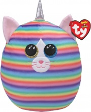 Ty T39189 Squish-A-Boos 30Cm Heather