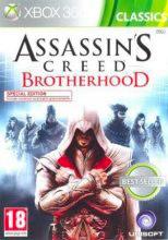 UBISOFT Assassins Creed: Brotherhood Relaunch, Xbox360 - 300038331
