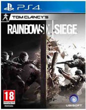 UBISOFT 300076416 Tom Clancys Rainbow Six Siege, Playstation 4 PS4