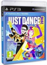 UBISOFT Just Dance 2016, PS3 Playstation 3 ITA multiplayer 300077179