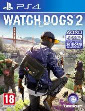 UBISOFT 300086142 Watch Dogs 2, Playstation 4 PS4 Lingua ITA multiplayer