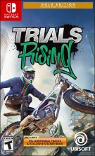 UBISOFT 300102410 Trials Rising: Gold Edition Videogioco per Nintendo Switch PEGI 12