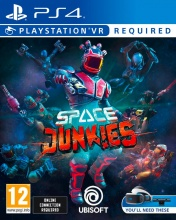 UBISOFT 300107558 Space Junkies Videogioco per PS4 PlayStation 4 PEGI 12