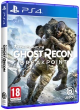 UBISOFT 300111374 PS4 Tom Clancys Ghost Recon Breakpoint Azione 18+