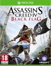 UBISOFT 83155 Videogioco Xbox One Assassins Creed Black Flag 18