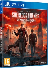 UBISOFT 86604 Videogioco PS4 Sherlock Holmes The Devils Daughter Avventura 16