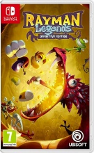 UBISOFT 92745 Videogioco Switch Rayman Legends Definitive Edition Platform 7+
