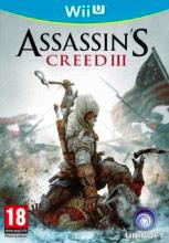 UBISOFT ASSASSIN\S CREED3 WIIU Assassins Creed 3, Wii U