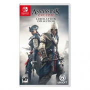 UBISOFT Liberation Assassins Creed III  Collection Avventura 18+ Switch 107672