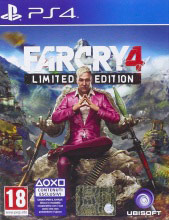 UBISOFT Far Cry 4: Limited Edition, PlayStation 4 PS4 ITA - PS40070 - 300066919