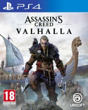 UBISOFT PS41356 Assassin's Creed Valhalla, Playstation4 PS4 Lingua Italiano