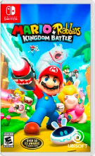 UBISOFT SWI0030 Mario + Rabbids Kingdom Battle Nintendo Switch ENG Multiplayer