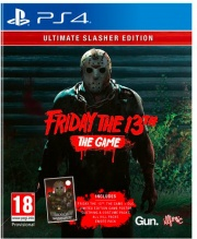 U&I Entertainment SP4F09 PS4 Friday the 13th The Game Ultimate Slasher Edition