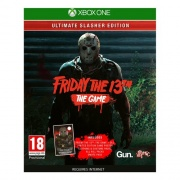 U&I Entertainment Ultimate Friday the 13th The Game  Slasher Ed. Xbox One SX3F08
