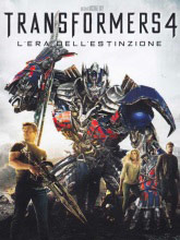 UNIVERSAL PICTURES Transformers 4 - LEra dellEstinzione, DVD - 748297627PH