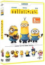 UNIVERSAL PICTURES Minions, DVD - 748302762U