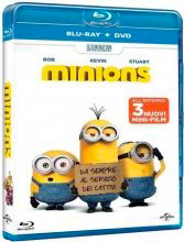 UNIVERSAL PICTURES Minions, Blu-Ray + DVD - 748302764U