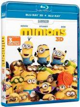 UNIVERSAL PICTURES Minions, Blu-Ray + Blu-Ray 3D - 748302765U