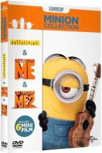 UNIVERSAL PICTURES 748305651U Cofanetto Minions Collection, 3 DVD