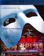 UNIVERSAL PICTURES The Phantom Of The Opera At The Royal Albert Hall - 25 Anniversario