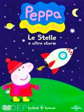 UNIVERSAL PICTURES PEPPA STELLE E STORIE DVD Peppa Pig - Le Stelle Cartone animato in DVD