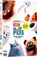 UNIVERSAL PICTURES Pets - Vita da animali. Film DVD Animazione ITA 748305608U
