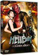 UNIVERSAL PICTURES Hellboy - The Golden Army Film in DVD