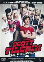 UNIVERSAL PICTURES Scott Pilgrim Vs. The World Film in DVD