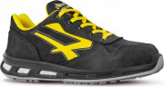 U Power RL20043 Scarpe Antinfortunistica S3 SRC Basse Tg. 43 Nabuk  RedLion Bolt