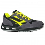U-Power RL20386 Scarpe Antinfortunistica Yellow GrigioGiallo Basse Tg 42 S1P