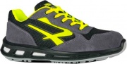 U-Power RL20386 Scarpe Antinfortunistica Yellow GrigioGiallo Basse Tg 43 S1P