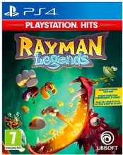 UBISOFT 102437 Videogioco per PS4 Rayman Legends (PLAYSTATION HITS) Platform 7+