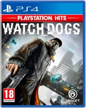 UBISOFT 102450 Videogioco per PS4 Watch Dogs (PlayStation Hits) Azione 18+