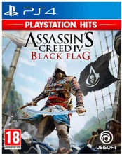 UBISOFT 102541 Videogioco PS4 Assassins Creed Black Flag PLAYSTATION HITS 18+