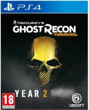 UBISOFT 103577 PS4 Tom Clancys Ghost Recon Wildlands Year 2 Gold Edition