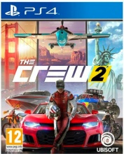 UBISOFT 94377 Videogioco per PS4 The Crew 2 Corse 12+