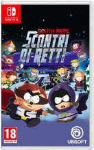 UBISOFT 98775 Videogioco per Switch South Park: Scontri Di-Retti Azione 18+