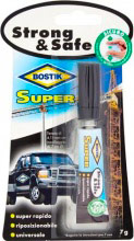 Uhu D2509 Adesivo super rapido in gel Strong&Safe in tubetto 7 gr